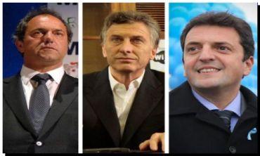 ENCUESTAS: Para Rouvier, hay ballottage entre Scioli y Macri y empate técnico en Provincia