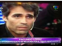 Dr. Facundo López en América