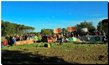 NECOCHEA: En defensa del Parque Miguel Lillo