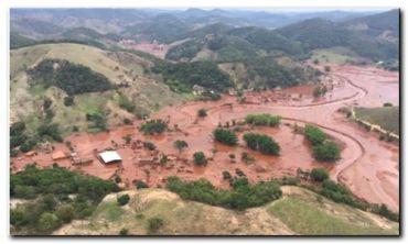 ECOLOGÍA: Catástrofe ecológica en Brasil por culpa de la minería