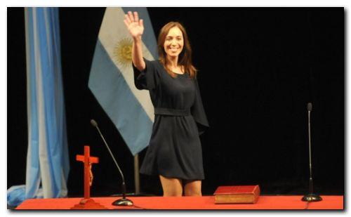 PROVINCIA: La gobernadora quiere cuidar a los buenos policías