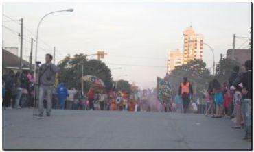 NECOCHEA: Colorido desfile del Festival Infantil número 55