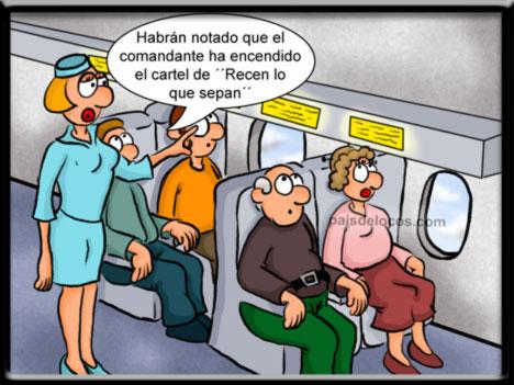 humor aereo