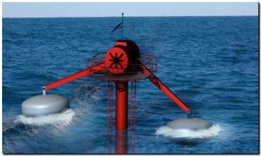 NECOCHEA: Se instalará el primer equipo de aprovechamiento de energía undimotriz