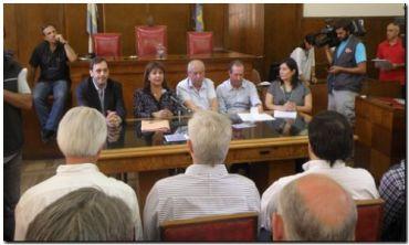 NECOCHEA: presentará petitorio por obras en el gasoducto