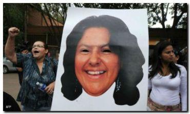HONDURAS: Muerte de una activista