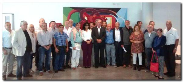 SALUD: Reunión de la Región Sanitaria VIII
