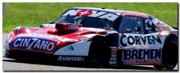 AUTOMOVILISMO La Pole en TC para Matías Rossi. De Benecivtis 37