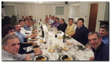 PUERTO QUEQUÉN: Rojas con la Cámara de Profesionales