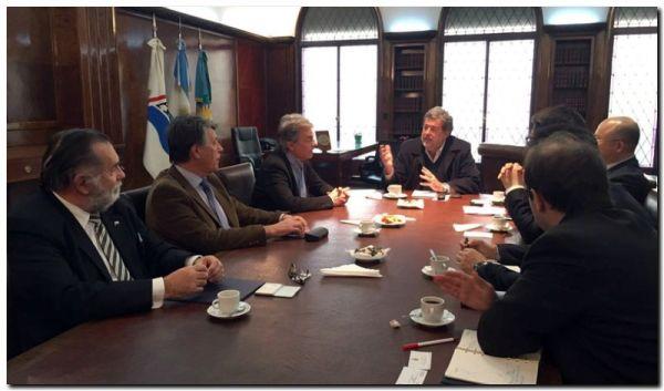 La Provincia concreta un nuevo proyecto para el Astillero Río Santiago