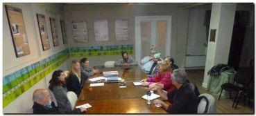 Actividad en el Concejo Deliberante de Necochea