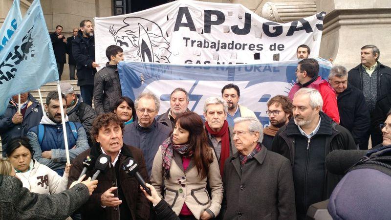 La CTA Autónoma presentó un petitorio a la CSJN por los tarifazos