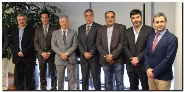 Puerto Quequén se fija en Barcelona para mejorar la gestión portuaria
