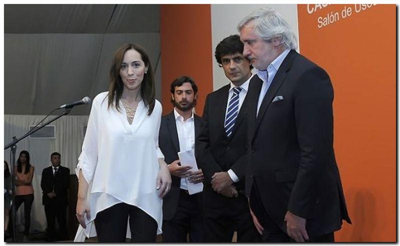 JUSTICIA: Vidal participó de la asunción del Procurador General de la Suprema Corte