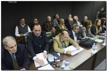 Causa CNU: prisión perpetua para Demarchi, Otero y Durquet