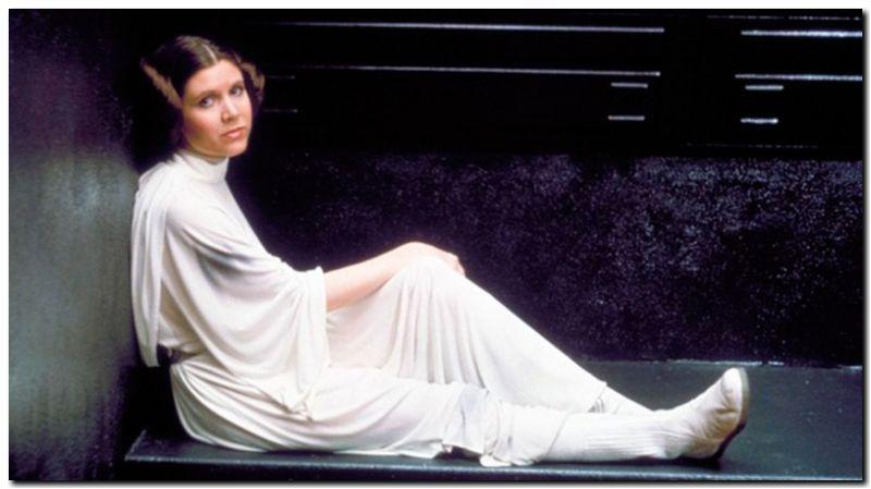 CINE: Adiós, princesa Leia Organa