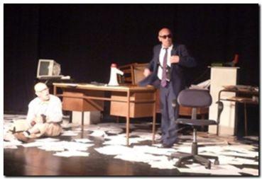COMENTARIO: Teatro en el teatro