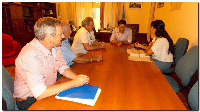NECOCHEA: Comerciantes ratifican confianza en la gestión municipal