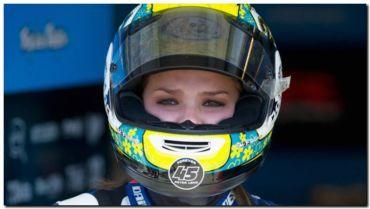 DEPORTES: La historia de Elena Myers, la piloto que dejó la moto tras sufrir abusos sexuales