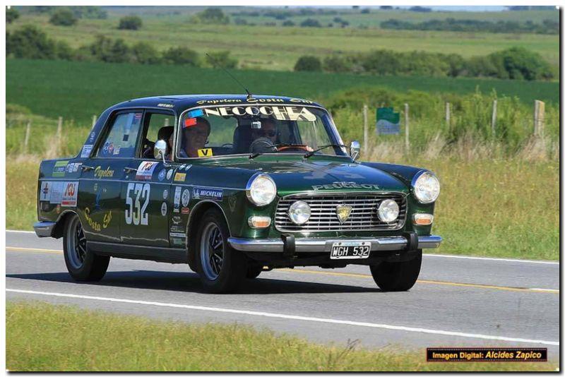 DEPORTES: Necochense en competencia internacional de automovilismo