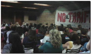 NECOCHEA: Reunión contra los tarifazos