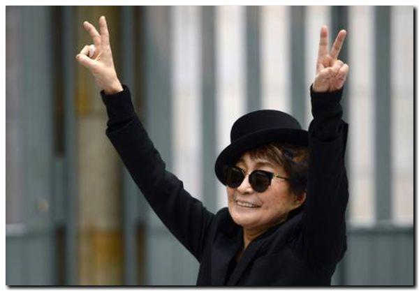 ESPECTÁCULOS: Yoko Ono prepara filme sobre relación con Lennon