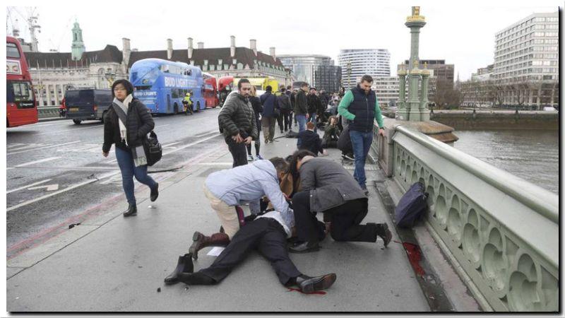 LONDRES: La policía ignoró el peligro de Khalid Masood, autor del atentado