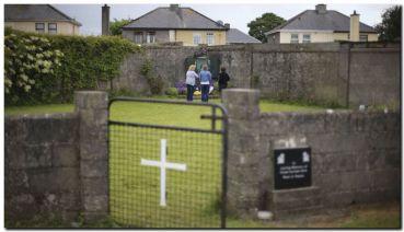 IRLANDA: Hallan numerosos restos de bebés en una fosa de un convento