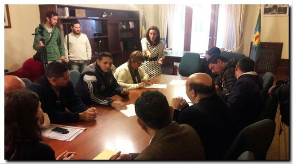 NECOCHEA: ATE rechazo acuerdo paritario municipal