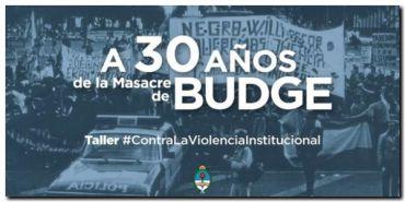 DERECHOS HUMANOS: A 30 años de la Masacre de Budge