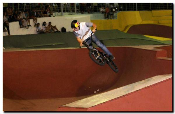 DEPORTES: Argentinos en el Mundial UCI BMX