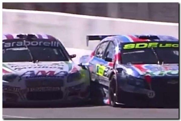TOP RACE: No hubo acuerdo entre De Benedictis y Altuna