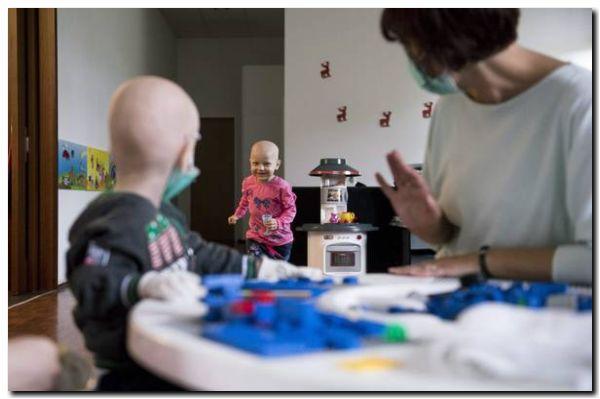 SALUD: Esperanza para niños con leucemia