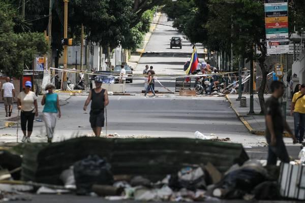 VENEZUELA: La oposición llama a bloquear la Constituyente