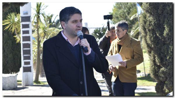 QUEQUÉN: Actos por un nuevo aniversario de la ciudad