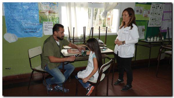 NECOCHEA: Prosane en la Escuela Nº 41 de Costa Bonita