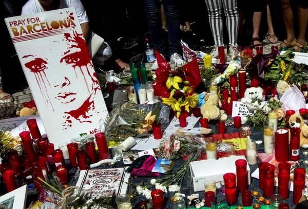 BARCELONA: Acaso un imán ideó los ataques
