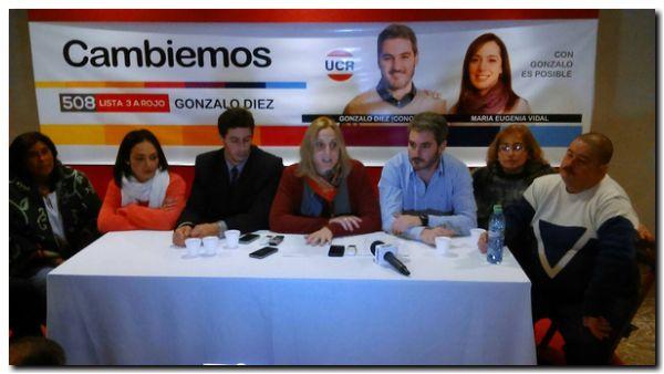POLÍTICA: Gonzalo Diez le pide a Rojas que renuncie al Puerto o a la candidatura