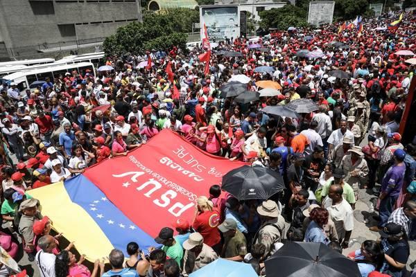 VENEZUELA: La Constituyente instalada, pese a todo