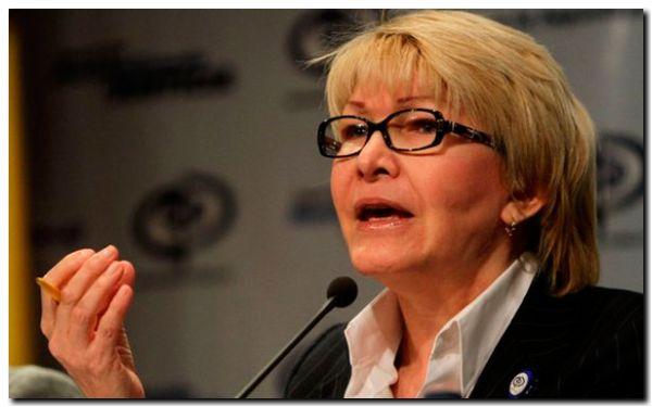 JUSTICIA: Rechazo a la destitución ilegal de la procuradora de Venezuela