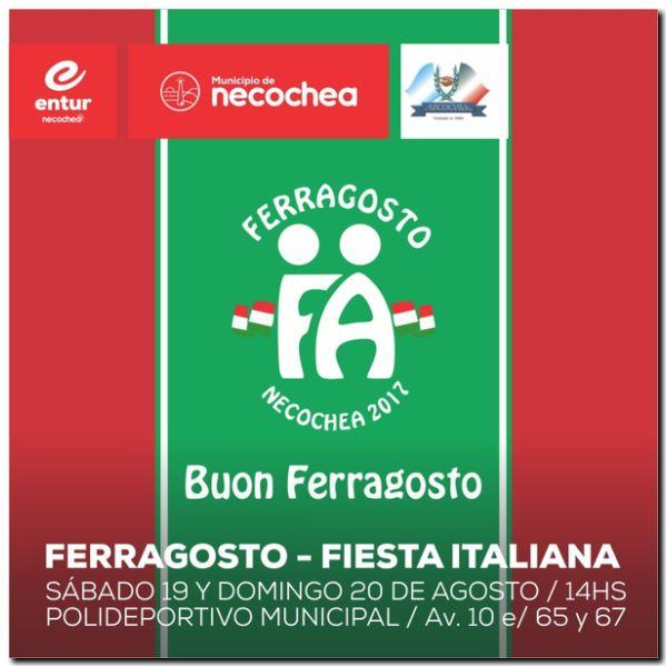 TURISMO: La fiesta Ferragosto trae Italia a Necochea