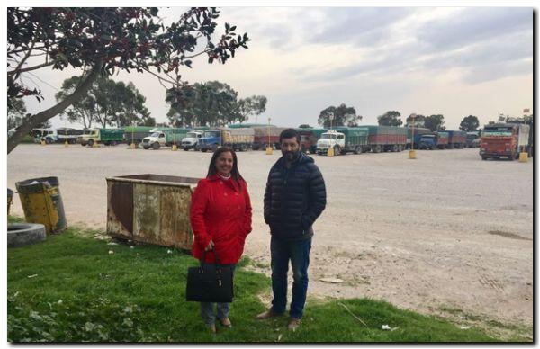 NECOCHEA: Piden informes por la Playa de Camiones