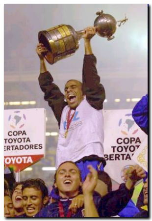 DEPORTES: «Chicho» Serna y la Copa Libertadores en Necochea