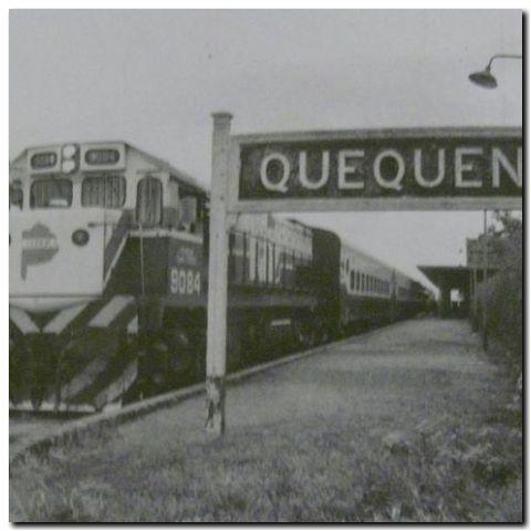 NECOCHEA: Concejales del Frente para la Victoria solicitaron la recuperación del tren