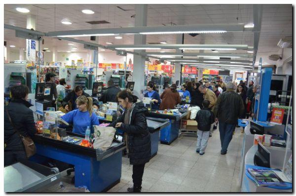 CONSUMO: Este mes, los clientes del Banco Provincia podrán comprar dos días con descuento del 50%