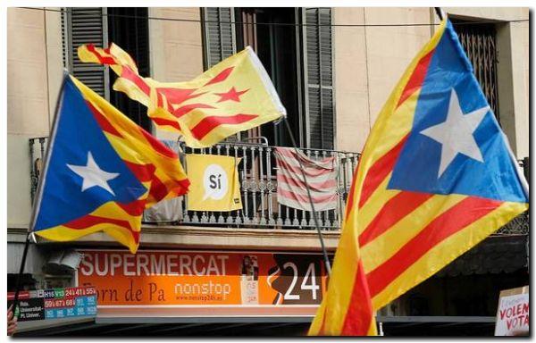 CATALUÑA: Referéndum y riesgo de colapso económico