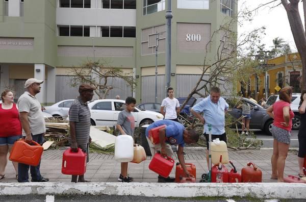 EL MUNDO: Puerto Rico en grave emergencia