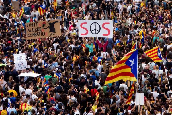 CATALUÑA: Elecciones anticipadas «no están sobre la mesa»