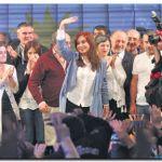 """ELECCIONES 2017: Cristina, """"No nos alcanzó para superar a nuestros adversarios"""""""