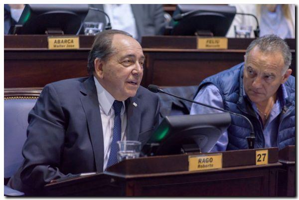 OBRAS: Pavimentación de la ruta 80. Rago gestiona su incorporación en el presupuesto 2018